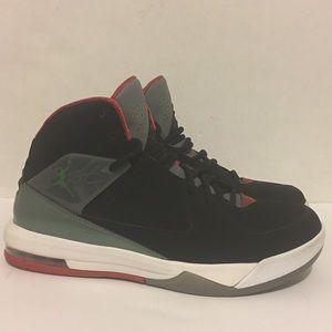 Nike Jordan air incline blk / red